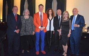 Dinner Sponsors - Michael & Maureen Lewin, Amanda & Stephen Jacobs, Monica & Jeff Walton