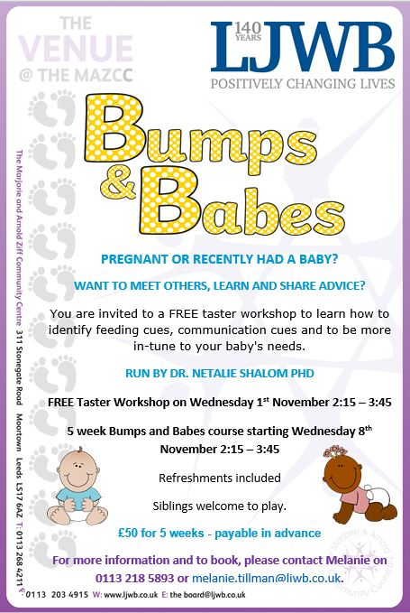 Bumps and babes poster